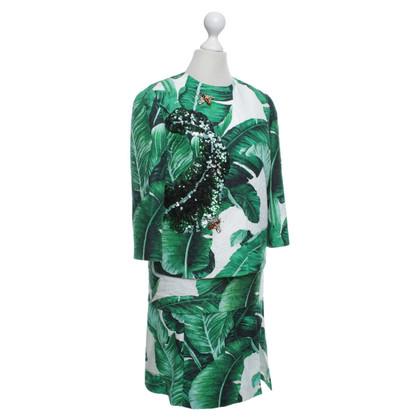 Dolce & Gabbana 3 pezzi in look tropicale