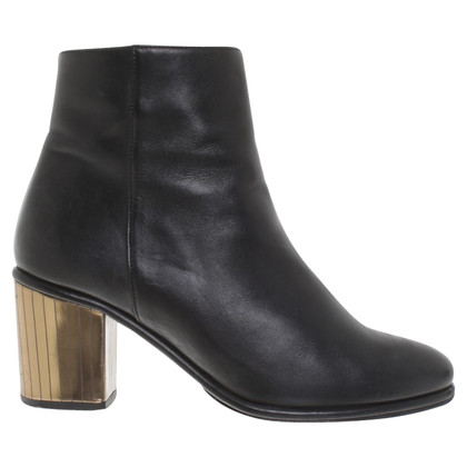 Opening Ceremony Boots in Black