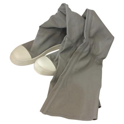 Rick Owens knie laarzen