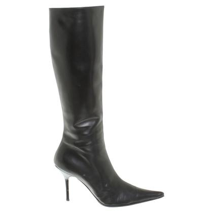 Pollini Boots in zwart