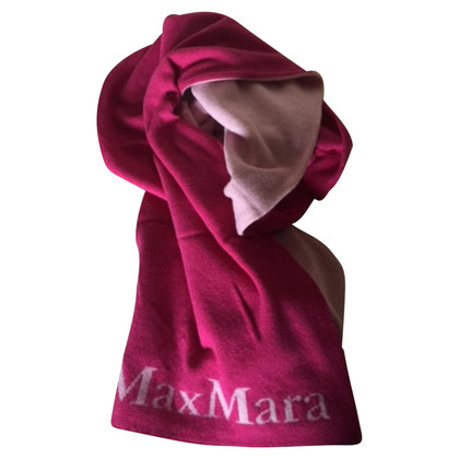 Max Mara Wool and cashmere scarf