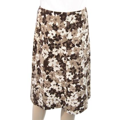 Hobbs Flowered skirt