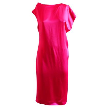 Alexander McQueen Zijden jurk