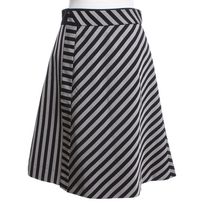Max Mara skirt with striped pattern