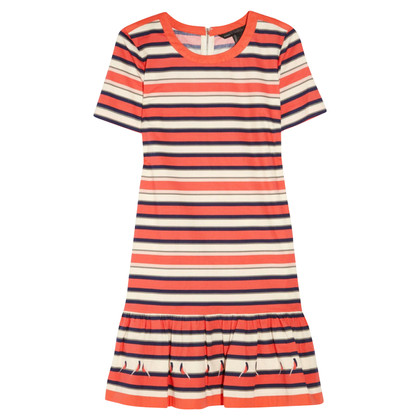 Marc by Marc Jacobs motivo a strisce Dress