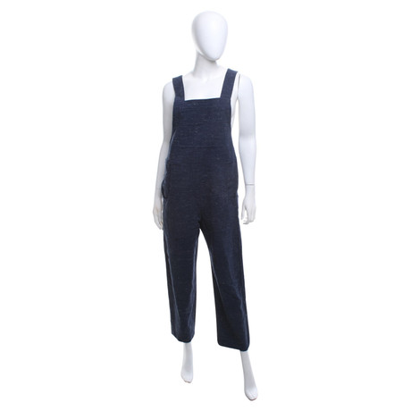 A.P.C. Jumpsuit in Blau Blau