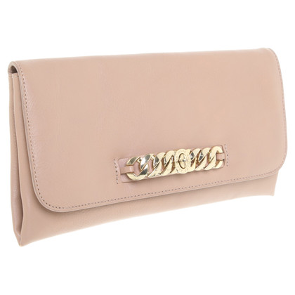 Marc by Marc Jacobs clutch in Nude