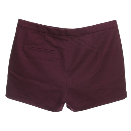 Acne Shorts in Bordeaux