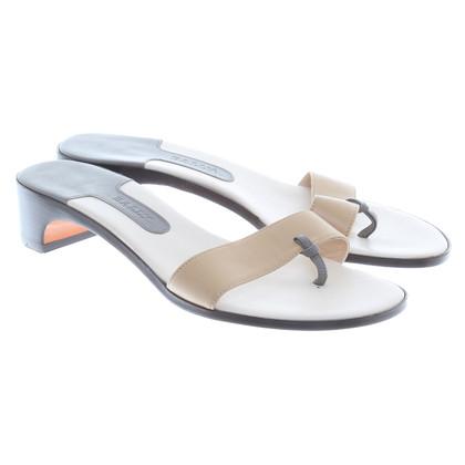 Bally Sandaletten in Beige