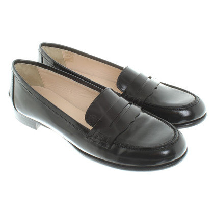 L.K. Bennett Pantofola in Black