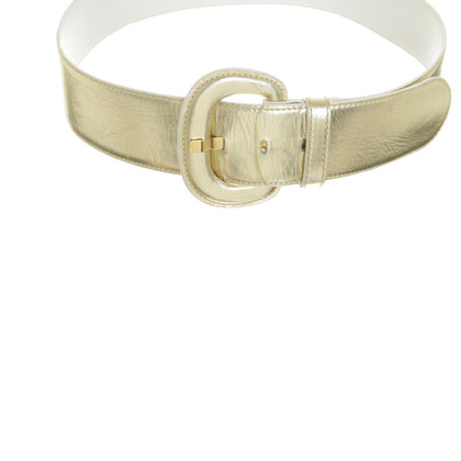 Escada Belt in gold