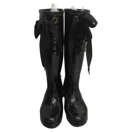 Red Valentino stivali da pioggia