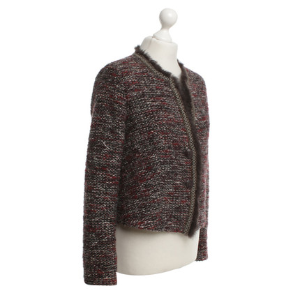 Riani Blazer in Bouclé-Optik