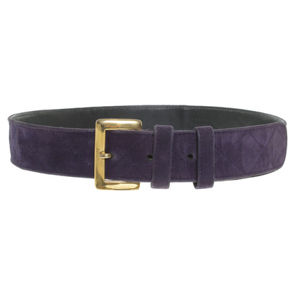 Prada Violet belt