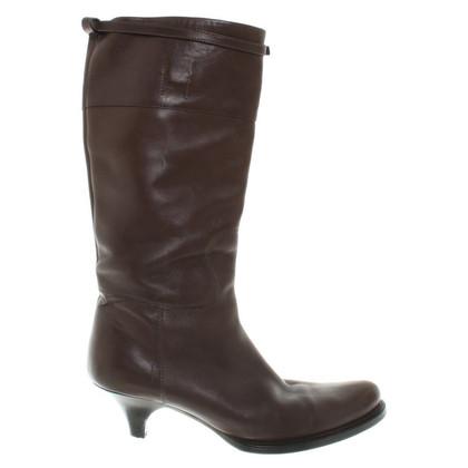 Miu Miu Leather boots