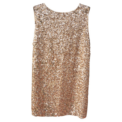 Other Designer P.A.R.O.S.H - Top with sequin trim