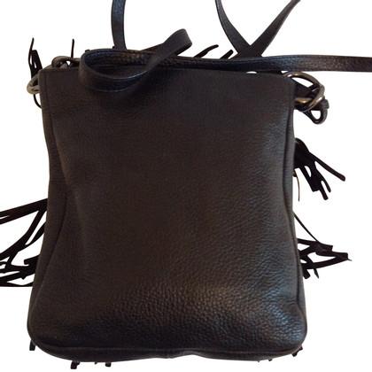 Furla Shoulder bag with fringe decor