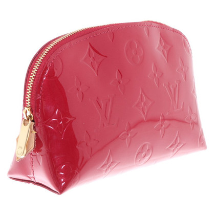 "Louis Vuitton ""Cosmetic Pouch Monogram Vernis"""