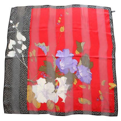 Balenciaga Floraler Schal