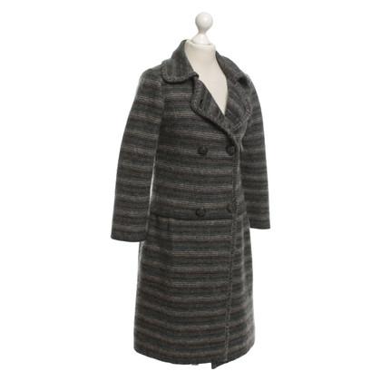 Missoni Cappotto con lana merino