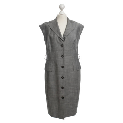 Escada Grey long vest