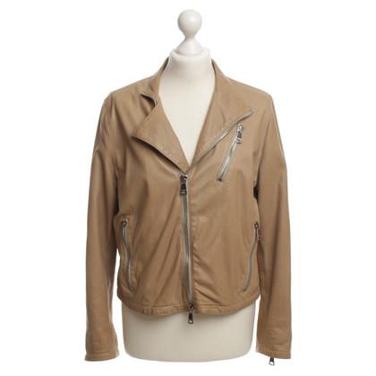 Other Designer Mabrun - soft leather jacket