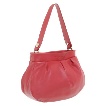 Coccinelle Schultertasche in Rot