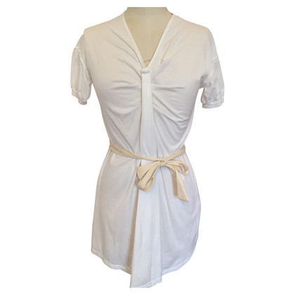 Miu Miu Breve abito in Jersey con drappeggio piega