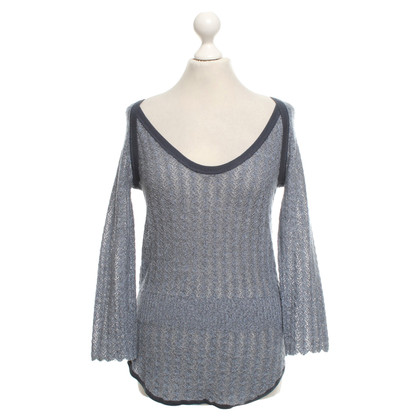 Armani Top in blauw