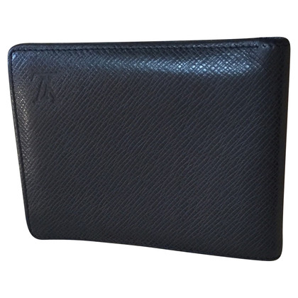 Louis Vuitton Wallet from Taiga Leather