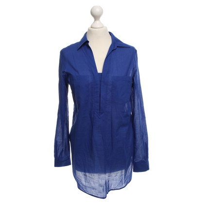 Laurèl Lange blouse in Blauw