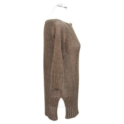 Ralph Lauren Linen pullover in brown
