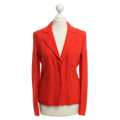 Prada Blazer in red