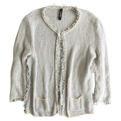 Marc Cain Cardigan in spring blue