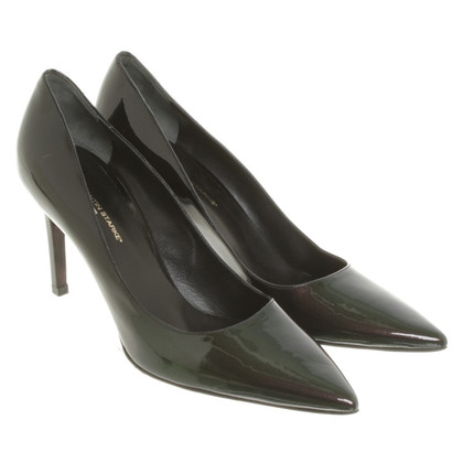 Konstantin Starke pumps made of leather