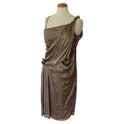 Prada Abendkleid im römischen Stil