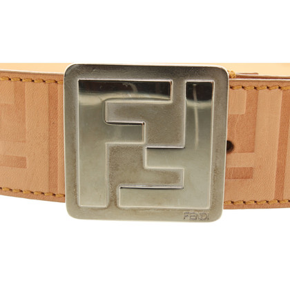 Fendi Belt in light brown