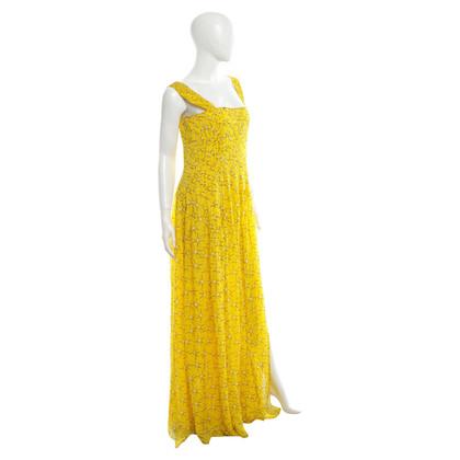 """Diane von Furstenberg Yellow summer dress """"Lillie"""""""