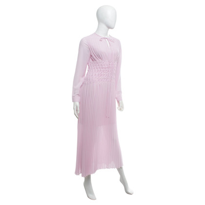 Maje Robe en rose