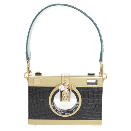 "Dolce & Gabbana ""Camera clutch"" Limited Edition"