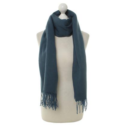Jil Sander Cashmere / wool scarf