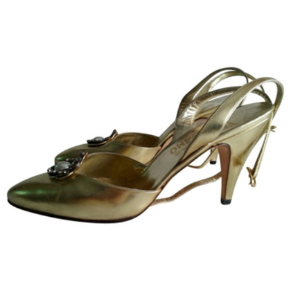 Salvatore Ferragamo schoenen met Pearl