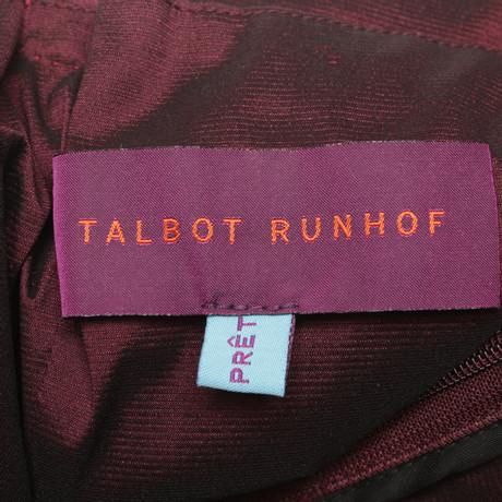 Abendkleid in Bordeaux Talbot in Runhof Bordeaux Abendkleid Runhof Talbot dXq86ww