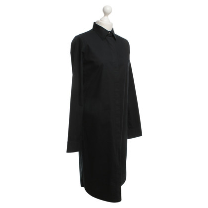 Maison Martin Margiela Shirt dress in black