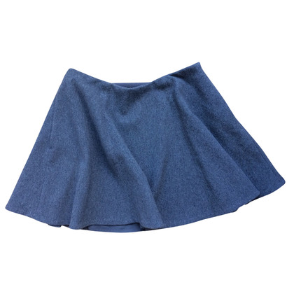 Theory Wool skirt with pockets