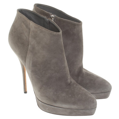 Gucci Ankle boots in grey beige