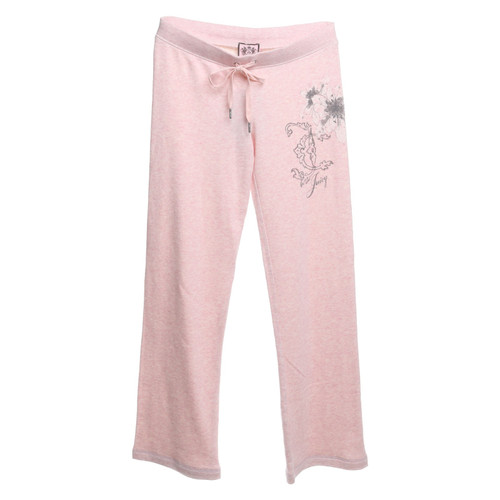 0adef98b16a8 Juicy Couture trousers made of cotton - Second Hand Juicy Couture ...