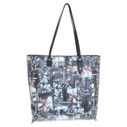 Proenza Schouler Tote bag in black and white