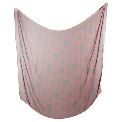 Alexander Wang Zijden sjaal met motief