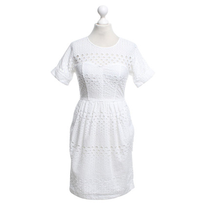 Burberry Dress in White